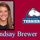 Lindsay Brewer Named to All-Tournament Team as Volleyball Goes 4-0 at Cortland (N.Y.) Red Dragon Classic;