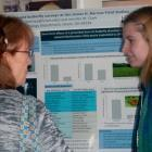Three seniors present research at Ohio Natural History Conference;
