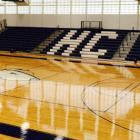 Price Gym renovation complete courtesy of donors;
