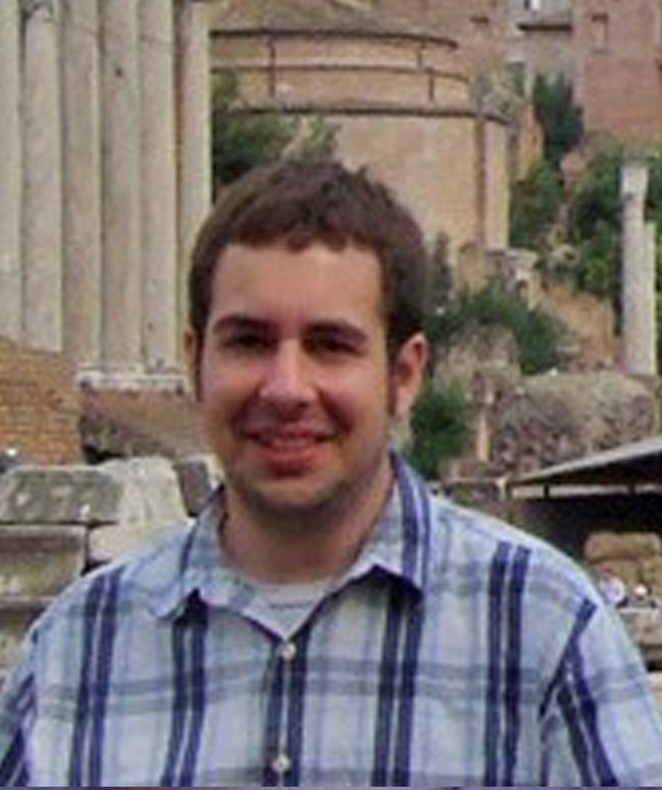 Matthew Notarian, Ph.D. Headshot
