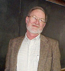 David B. Moss, Ph.D. Headshot