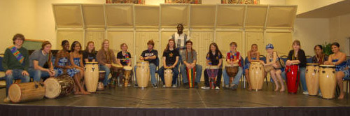 african-drum-ensemble