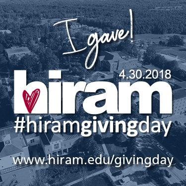 Hiram Giving Day 2018 Facebook Profile