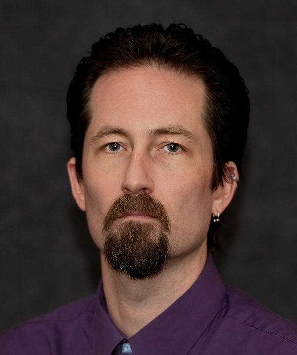 Brian Knettle, Ph.D. Headshot